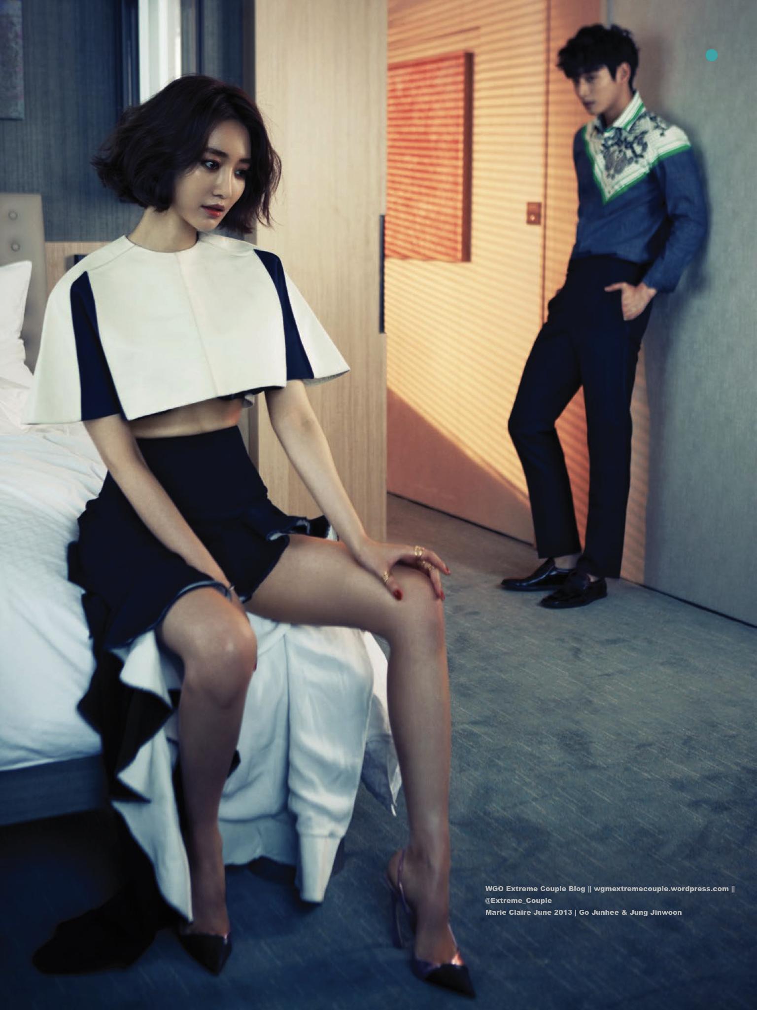 Jung Jinwoon Go Jun Hee Hookup